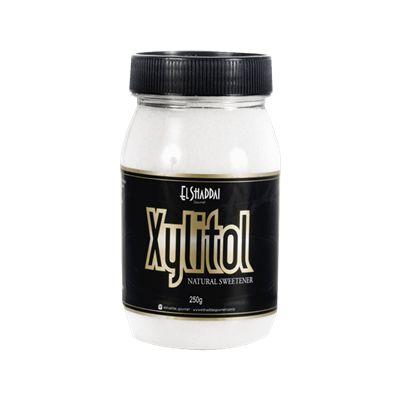 Xilitol Cristalizado 250g- PREÇO PROMOCIONAL BLACK FRIDAY