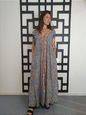Vestido Allegra Longo