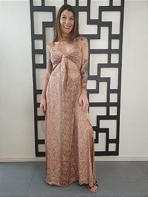 Vestido Saia Lolita