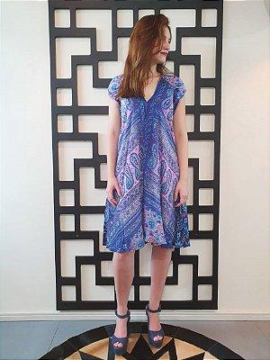 Vestido Allegra Curto
