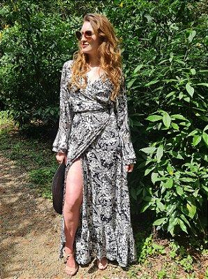 Vestido Alisha Gold
