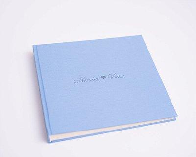 Álbum Clássico - Lombada Quadrada