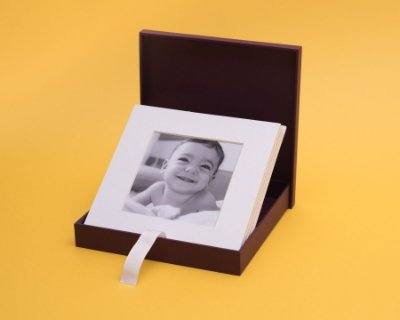 Caixa Porta Retratos