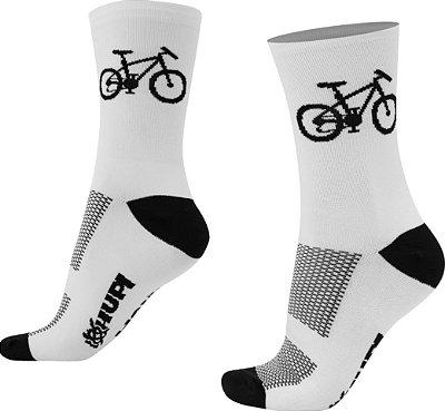 Meia De Ciclismo Corrida Hupi Bikinha
