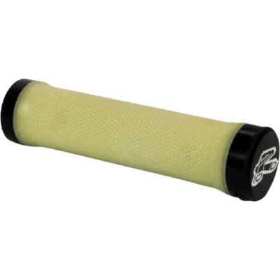 Manopla Renthal Bike MTB Lock-On - Kevlar (Caramelo)
