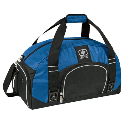 Bolsa De Equipamentos Ogio Big Dome Bag - Azul/Preto
