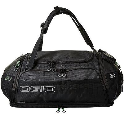 Bolsa De Equipamentos Ogio Endurance 9.0 - Preta/Verde