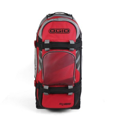 Bolsa de Equipamentos OGIO Rig 9800 Wheeled - Vermelha