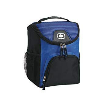 Bolsa Térmica Ogio Chill Cooler (06-12 Latas) – Azul