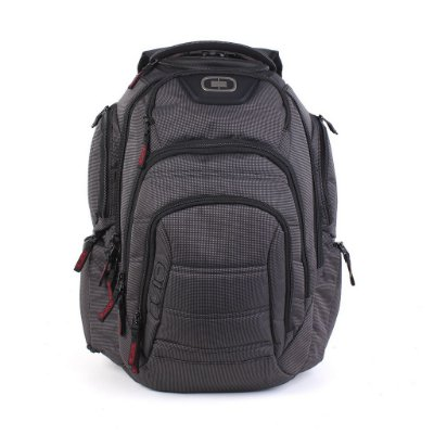 Mochila OGIO Renegade RSS Pack - Black Pindot