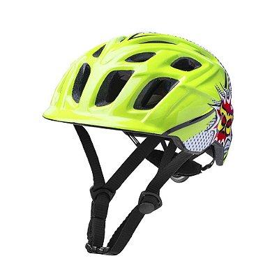 Capacete Bike Kali Chakra Infantil Power