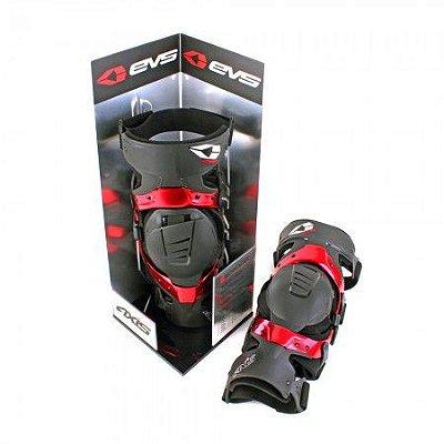 Joelheira EVS Axis Sport - Lado Esquerdo (Un) - Tamanho P