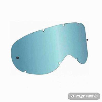 Lente Dragon MDX - Azul Espelhada