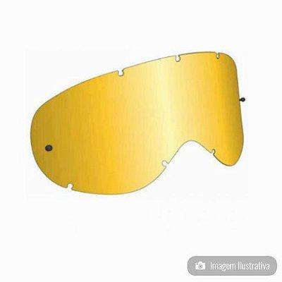 Lente Dragon MDX - Dourada Espelhada