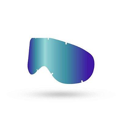 Lente Dragon NFX-S - Azul Espelhada