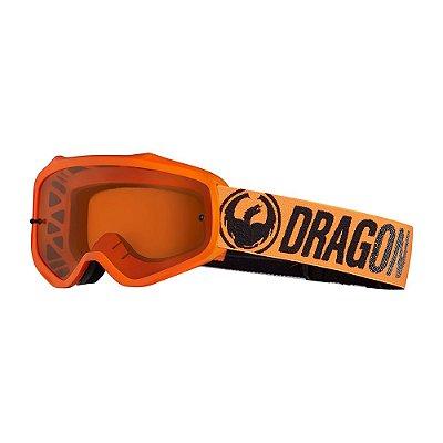 Óculos Dragon MXV Break Laranja - Lente Lumalens Amber