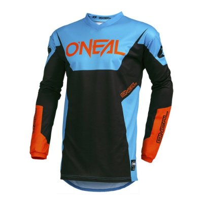 Camisa ONEAL Element Racewear - Azul