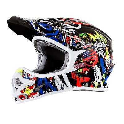 Capacete ONEAL 3Series Rancid