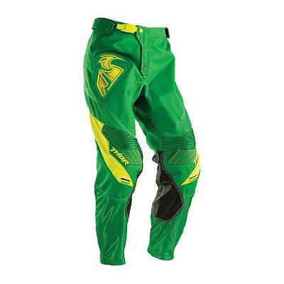Calça Thor Core Contro - Verde/Amarelo