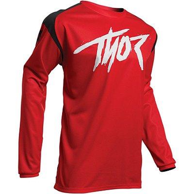 Camisa Thor Sector Link - Vermelha