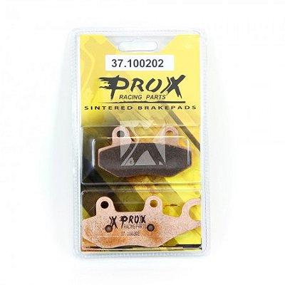 Pastilha de Freio ProX dianteira KTM 50 SX PRO SENIOR 02/16 + traseira KTM 65 SX 04/08