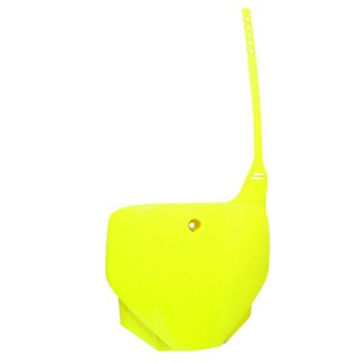 Number Frontal UFO CRF 230 07/21 - Amarelo Fluo