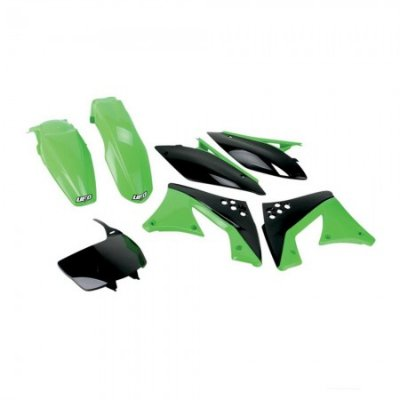 Kit Plástico Ufo KXF 250 09/12 - Original (Com Number Frontal)
