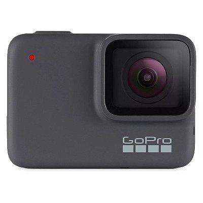 Câmera GoPro Hero 7 - Silver