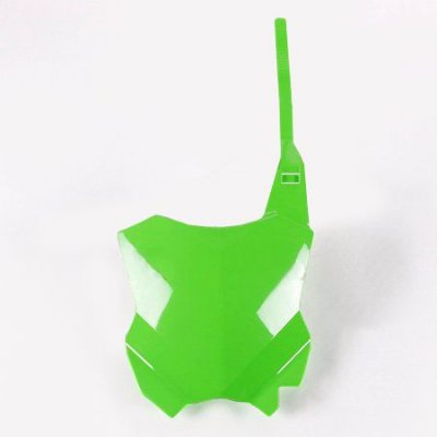 Number Frontal UFO KXF 250 17/18 + KXF 450 16/18 - Verde Fluo