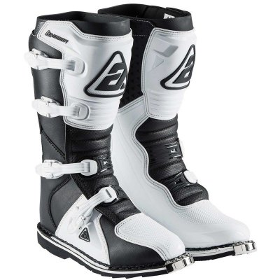 Bota Answer AR1 - Branco/Preto