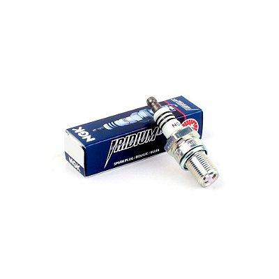 Vela de Ignição NGK DPR8EIX-9 CRF 230 + VTX 750 SHADOW 05/07 + VN 1500 + GS 500E 96/04 + TDM 850 99