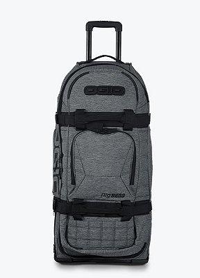 Bolsa De Equipamentos Ogio Rig 9800 Wheeled Bag - Grey - Edição Limitada