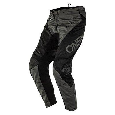 Calça ONEAL Element Racewear - Preta/Cinza