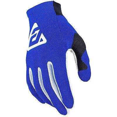 Luva Answer AR2 Bold - Azul/Branca