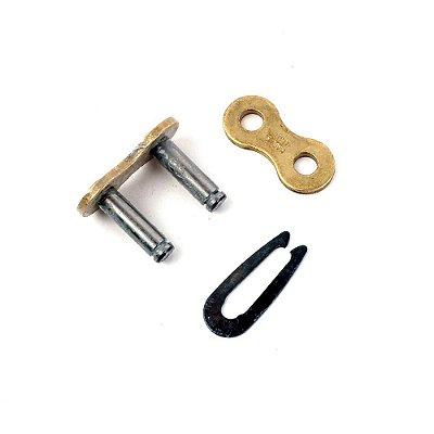 Corrente Renthal: Emenda P/ Corrente 420 - R1 Works Chain