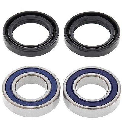 Rolamento de Roda Dianteira BR Parts CRF 250 04/18 + CRF 450 02/18 + CR 125/250 95/07 + CRF 450 RX 17/18