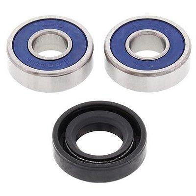 Rolamento de Roda Dianteira BR Parts KDX 50 03/06 + SUZUKI JR50 78/06 + Rolamento de Roda TRASEIRA KDX 50 + SUZUKI JR50