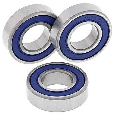 Rolamento de Roda Traseira BR Parts KTM 65 SX 98/99 + KTM 60 SX 98/00 + HUSQ. CR 65 12