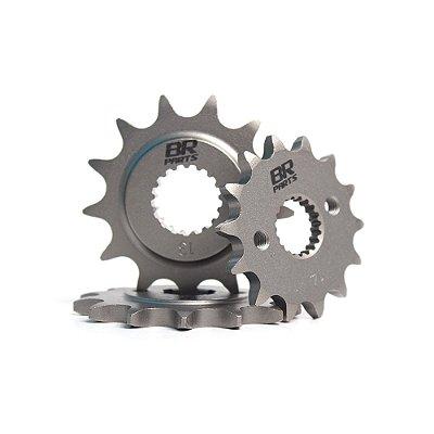 Pinhão BR Parts CRF 250 04/16 + CRFX 250 04/15 + CR 125 04/07