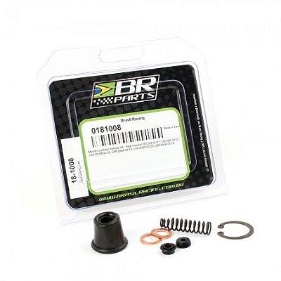Reparo de Freio Traseiro BR Parts CRF 250 04/18+250F 19+450 02/18+CRFX 250 04/17+450 05/17+CR 125 02/07