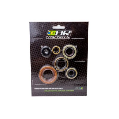 Retentor de Motor Kit BR Parts CRF 250 04/09 + CRFX 250 04/09