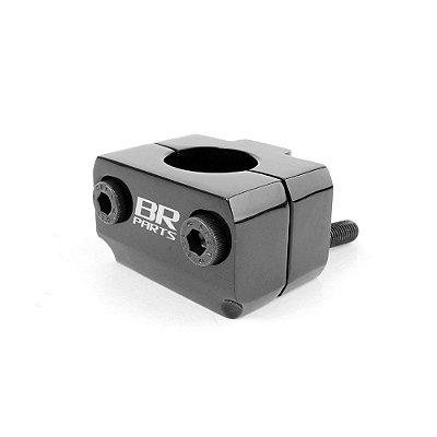 Adaptador de Guidão BR Parts Universal - 28 MM (Preto)