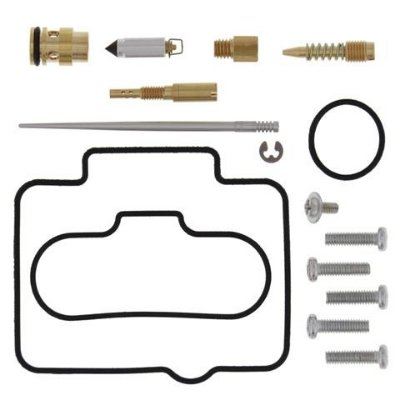 Reparo do Carburador BR Parts CR 250 02