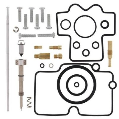 Reparo do Carburador BR Parts CRF 250 09