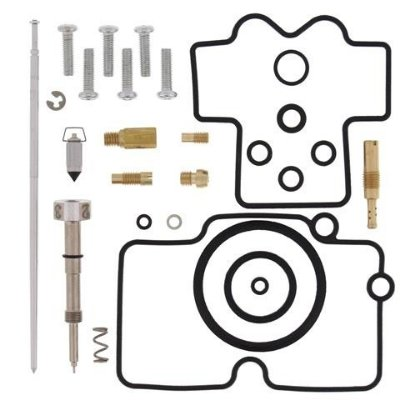 Reparo do Carburador BR Parts CRFX 450 07