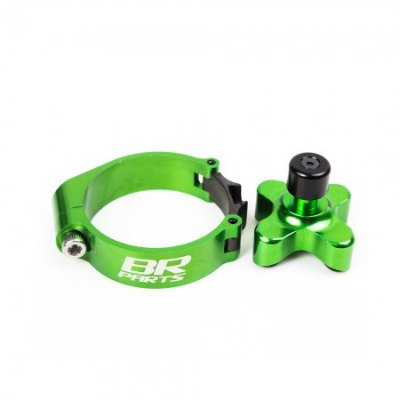 Dispositivo de Largada BR Parts KX 80 + KX 85 + KX 100 + CR 85 03/11 + CRF 150 03/19 - 48.9MM - Verde
