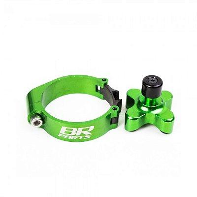 Dispositivo de Largada BR Parts KXF 250/450 07/18 + CRF 250 04/17 + CRF 450 02/18 - 56.4MM - Verde