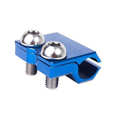 Guia do Flexível de Freio BR Parts YZF 250 09/15 + YZF 450 09/15 + YZ 125 09/15 + YZ 250 09/1 - Azul