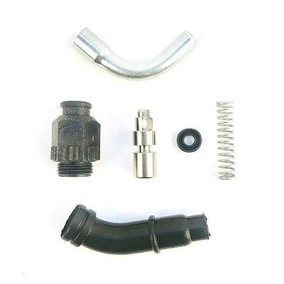 Kit Plug de Partida Quente BR Parts KXF 250 09/10 + KTM 250 SX-F 05/10 + KTM 450 XC-F 08/09