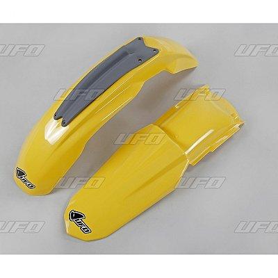 Kit Paralama Dianteiro + Traseiro Ufo HUSQ. CR/WR 125 06/08 + TC 250 06/13 + TC 250 06/07 - Original
